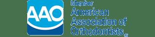 AAO Logo Embrace Orthodontics Cibolo TX