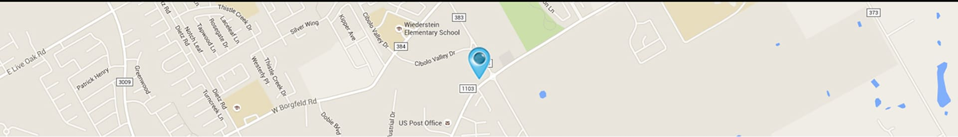 Map Embrace Orthodontics in Cibolo, TX