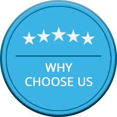 Why Choose Us Logo Embrace Orthodontics