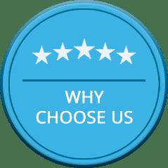 Why Choose Us Logo Embrace Orthodontics